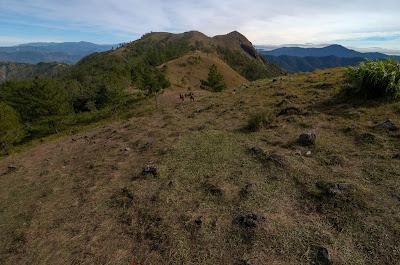 Uphill Ampucao Trails Itogon Benguet Cordillera Administrative Region Philippines