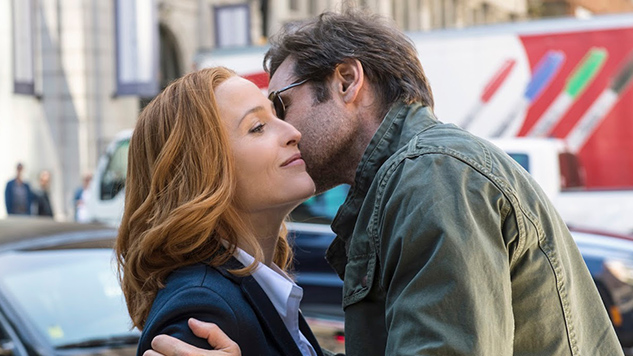 Mulder y Scully, décima temporada de 'The X Files'