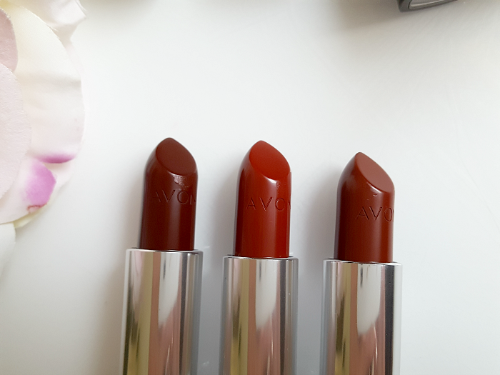 Cherry Jubilee - Scarlet Siren - Perfect Red AVON