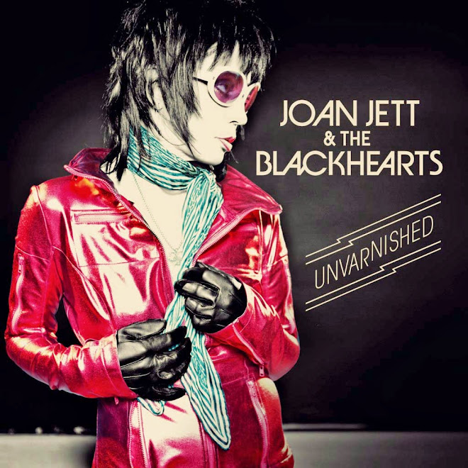 Joan Jett and the Blackhearts Album Cover