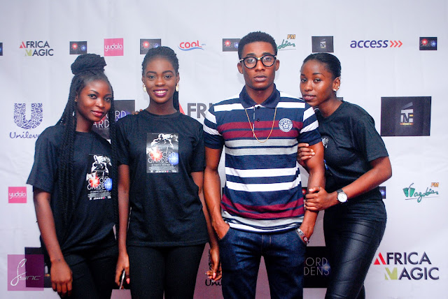 Oxford Gardens movie Lagos Premiere