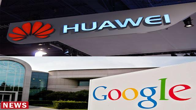 جوجل توقف تعاملها مع شركة هواوي الصينية عقب قرار ترامب الأخير