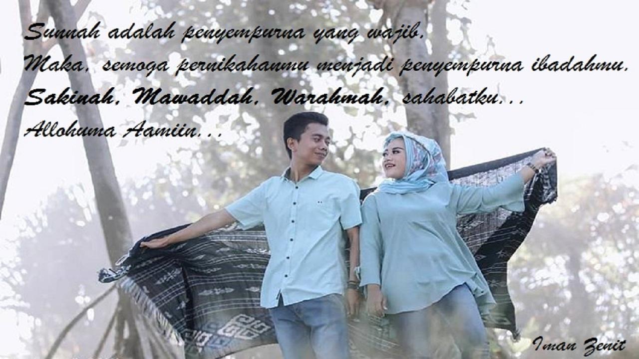 Pernikahan Renny Roslinawati dan A.Karliman