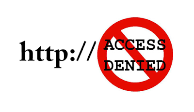 Situs Yang Diblokir