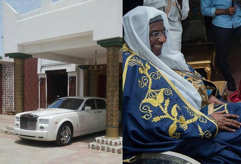 Emir of Kano Sanusi buys himself a N120m Rolls Royce Phantom