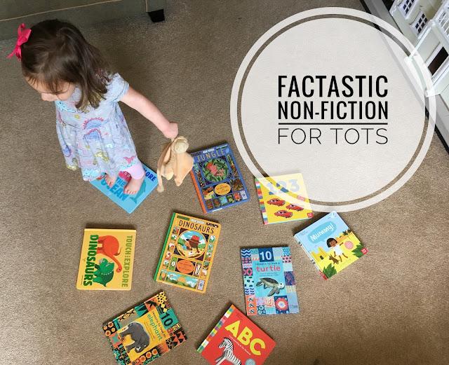 BookBairn: Factastic Non-Fiction for Tots