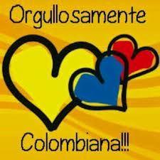 Orgullosamente colombiana