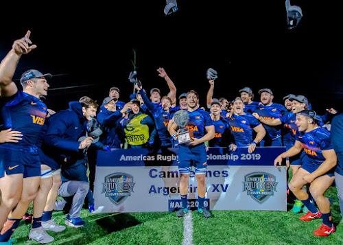 ¡Campeones! @XvArgentina volvió a festejar en la #ARC2019