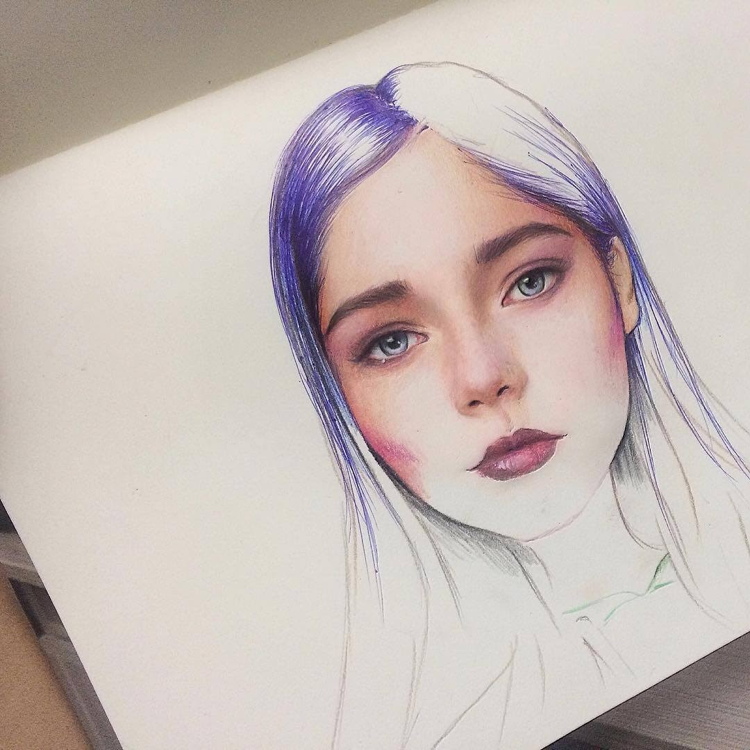 06-Marat-Utamuratov-WIP-Realistic-Portrait-Sketches-www-designstack-co