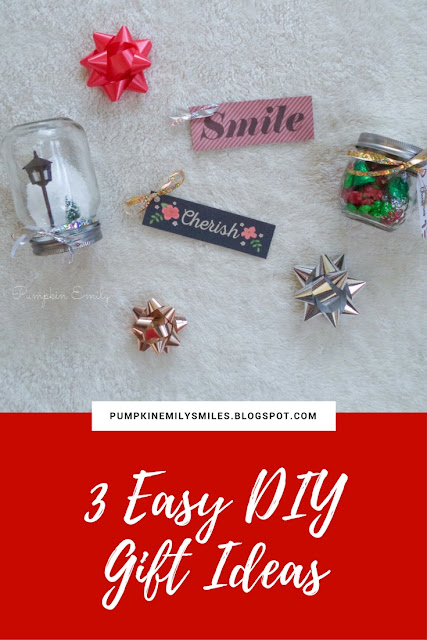3 Easy DIY Gift Ideas Gift Ideas for Christmas