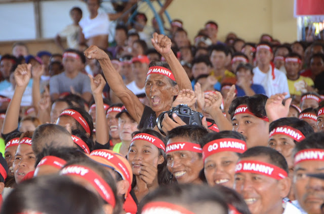 Pacquiao Mayweather fight in Bantayan Island Cebu