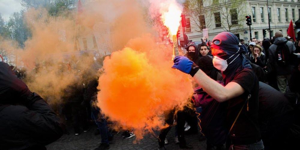 La oposición a la reforma laboral repunta en Francia