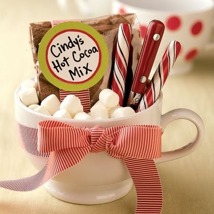 Christmas homemade gift ideas for friends