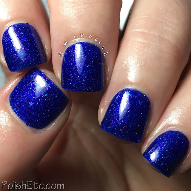 Pahlish - 12 Days of Christmas Collection - McPolish - Seven Swans a Swimming