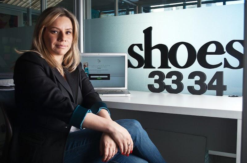 33e34 inaugura loja física exclusiva para mulheres de pés pequenos