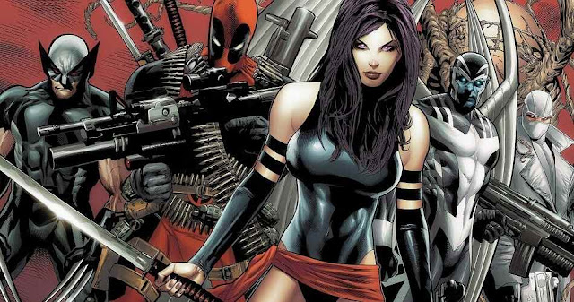 Psylocke regresaría junto a Deadpool para X-Force