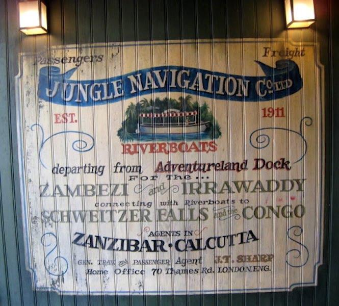 Jungle Cruise Entrance Samlands Disney Adventures