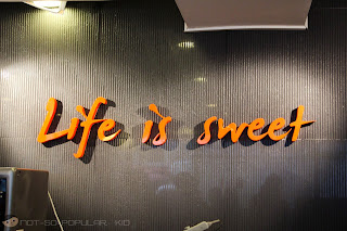 Bar Dolci: Life is Sweet