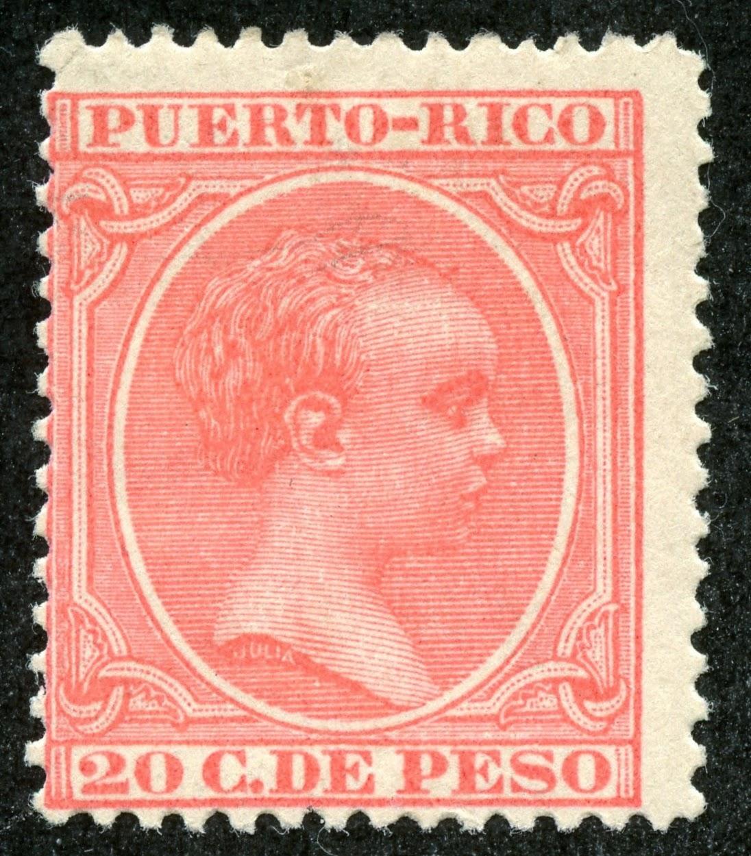 P 18 Iii Puerto Rico 1898 Brief