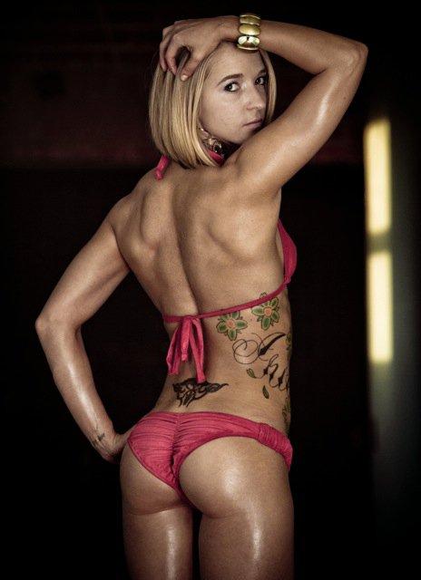 amber marshall bikini