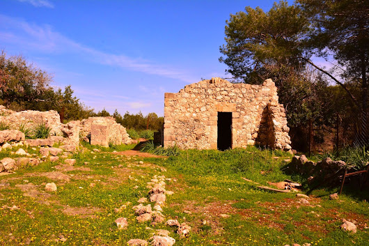 Visit at Akamas area, Part 3 - Rigena's (Queen's) Tower