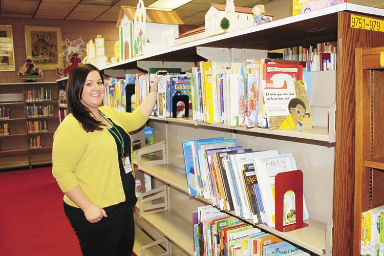 Tulare County Library News and Events: The Dinuba Library