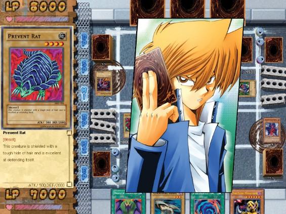 Descargar yu-gi-oh! Gx power of chaos para pc con todas las cartas.
