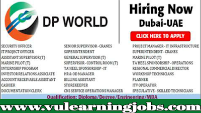 DP World Jobs | Direct Recruitment Agency | Jobs In Middle East | Europe