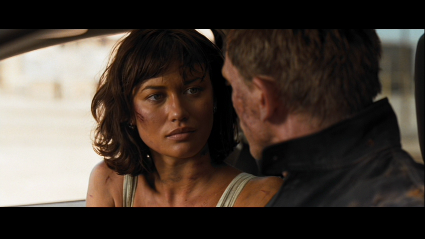 Life Between Frames: 50 Years of 007 - Quantum of Solace