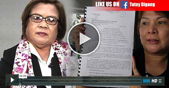 WATCH: Sandra Cam Revealed Another Wistleblower Against De Lima