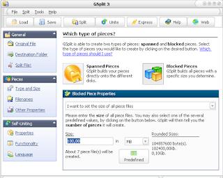 Cara Memecah File Text (txt) Menjadi Beberapa Bagian