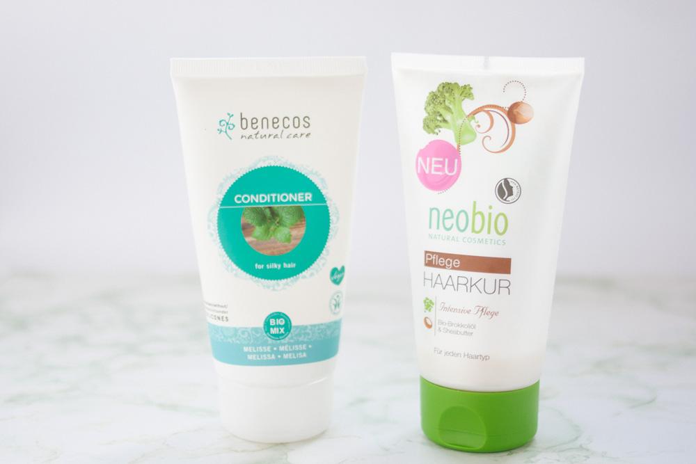 [REVIEW] NEObio - Balsamo capelli con olio di Broccoli e Burro di Karité + Benecos - Balsamo alla Melissa