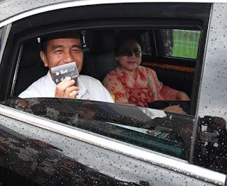 Dari Jawa Tengah Presiden Lanjutan Perjalanan Ke Bali