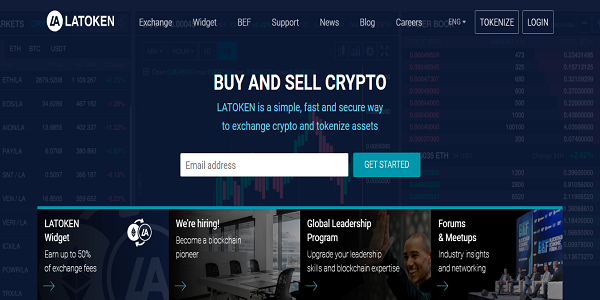 LA Token : Cara Mendapatkan Uang Gratis Hingga 1000 USD dari Latoken
