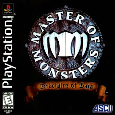 descargar masters of monsters diciples of gaia psx mega
