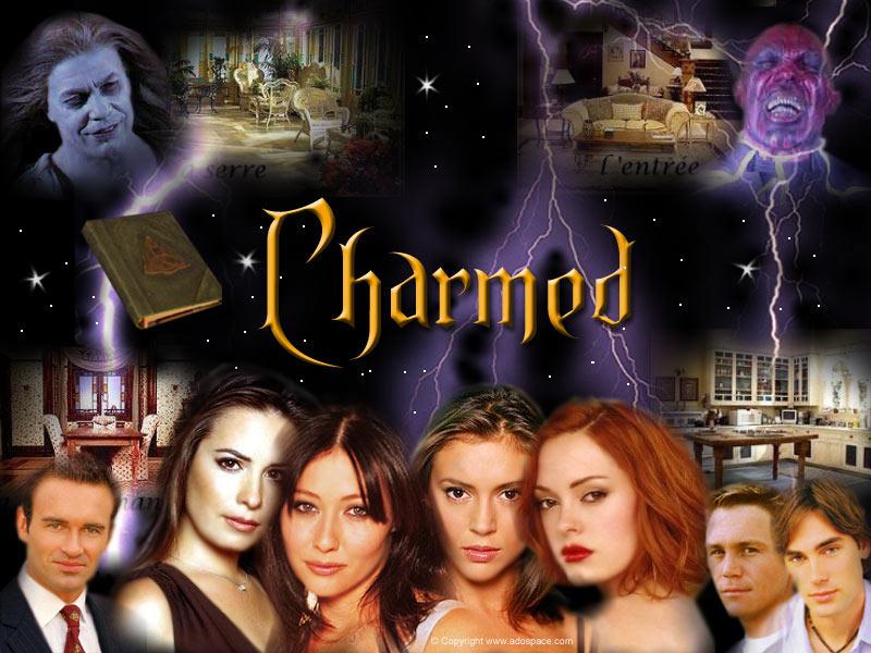 Resultado de imagem para Charmed serie