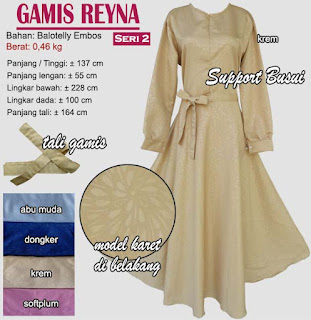 Gamis balotelly embos-reyna 2