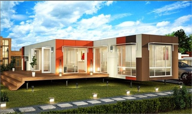 Container Home Bedrooms Cost And Paint Container Home .