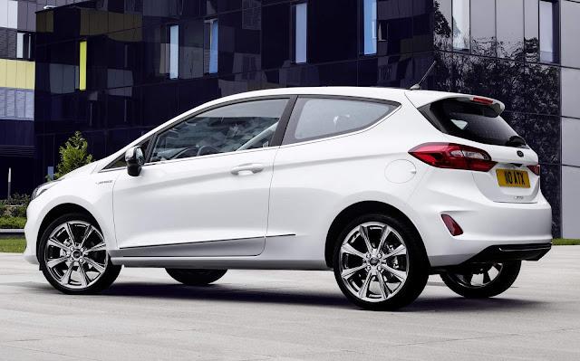 novo Ford Fiesta 2018 - Vignale