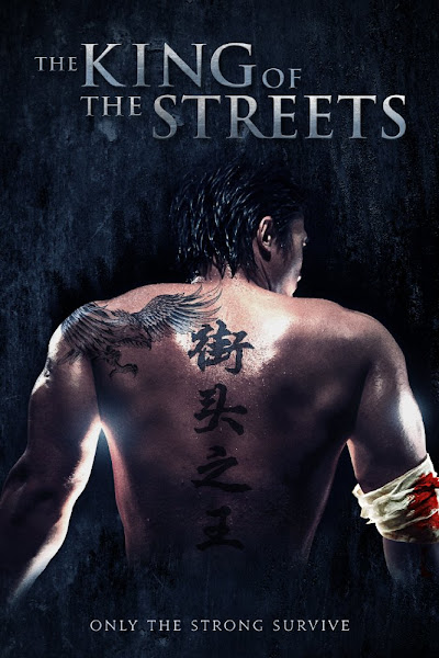 Poster Of The King Of The Streets 2012 720p Hindi BRRip Dual Audio Download