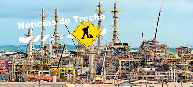 Resultado de imagem para Petrobra refinarias noticias trecho