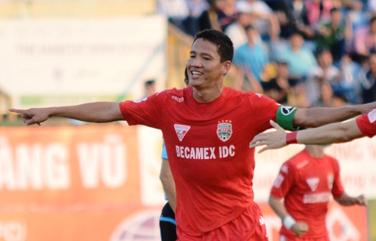 Sau nhiều năm vắng bóng trên sân cỏ, một lần nữa Anh Đức đã quyết định quay trở lại với U23 Việt Nam