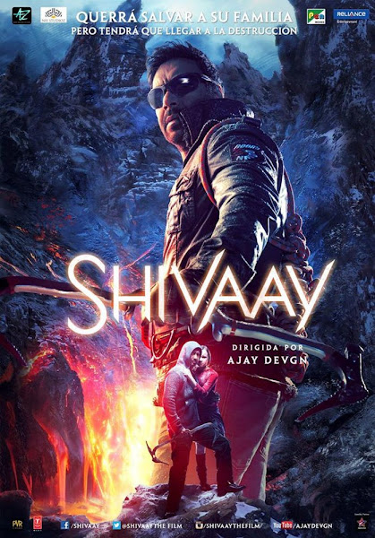 Shivaay 2016 720p Hindi DVDScr Full Movie Download (New Source) extramovies.in Shivaay 2016