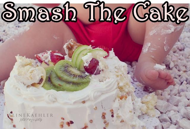 Cenários smash the Cake