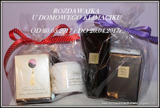 http://domowyklimacikumadzi.blogspot.com/2017/03/rozdawajka-u-domowego-klimaciku-300317r.html