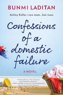 book review: Confessions of a Domestic Failure, by Bunmi Laditan