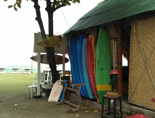 Seseh Beach Badung, Seseh Beach Bali Surf, Pantai Seseh Badung Bali