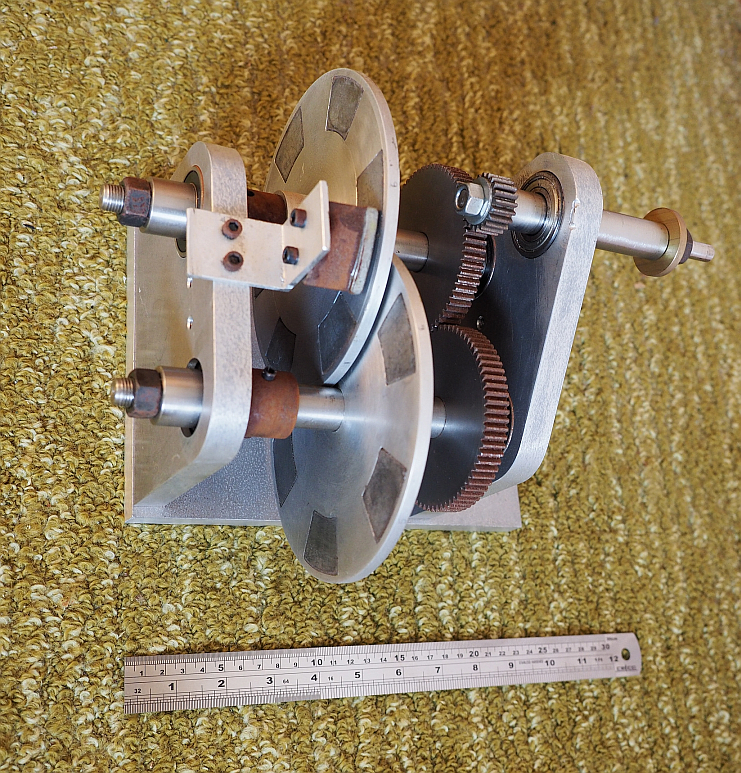 Perpetual Motion in the 21st Century: Modified Bowman Motor