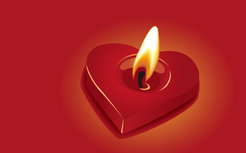 hati jembatan dengan Tuhan