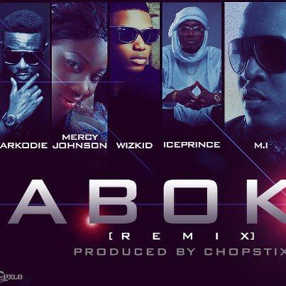 aboki remix song ice prince mercy johnson